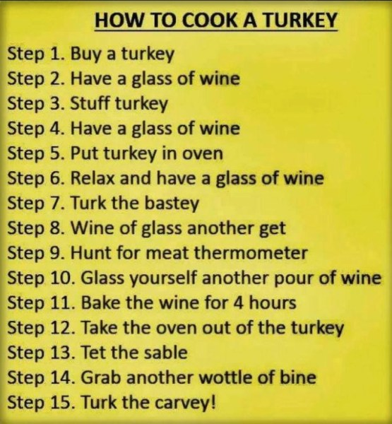Cook a Turkey copy