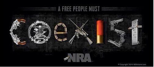 NRA Co-Exist copy