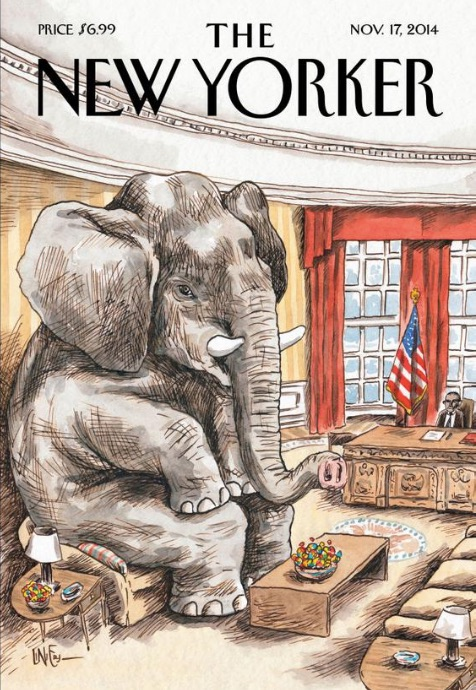 New Yorker Cover copy