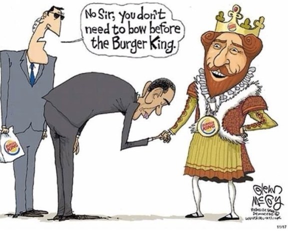 Obama v Burger King copy