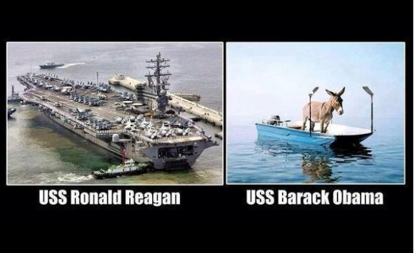Reagan v Obama copy