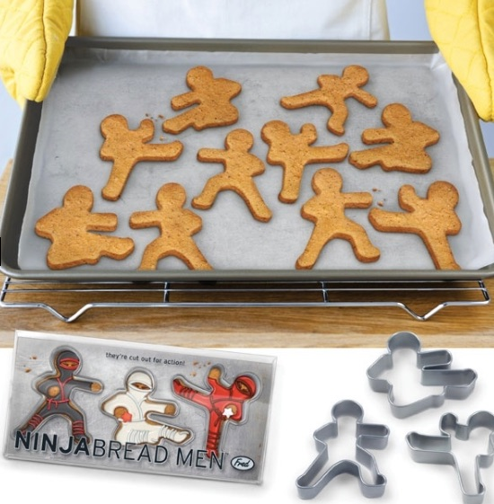 Ninja Bread Men copy