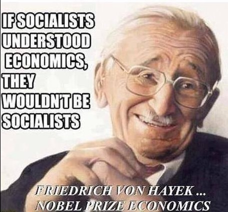 Hayek on Socialism copy