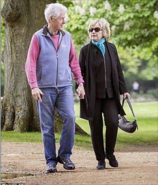 Bill! Dude! Time to quit your gluten-free diet. Go back to McDonalds.