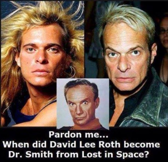 David Lee Roth copy