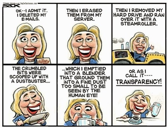 Hillary Transparent copy
