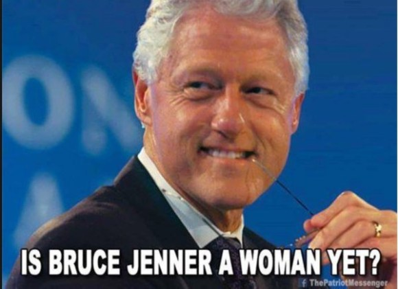 Clinton on Jenner copy