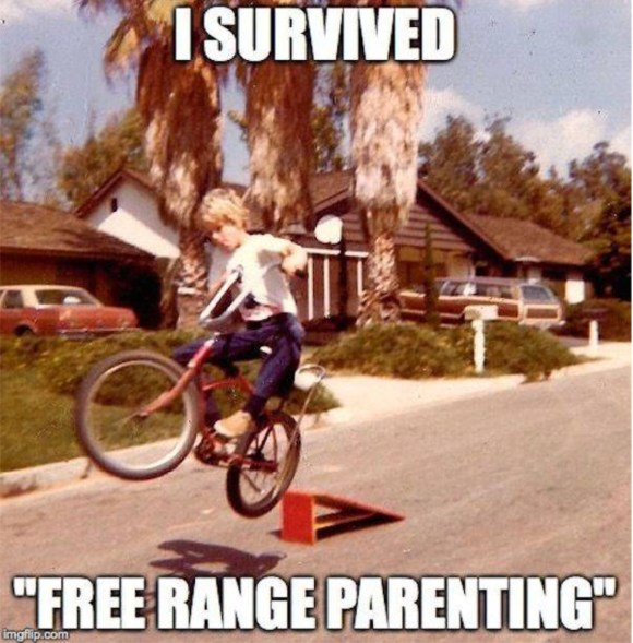 Free Range Parenting copy