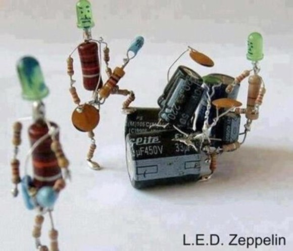 LED Zepplin copy
