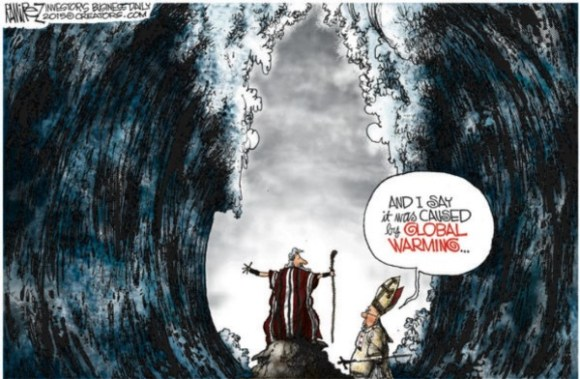 Moses global warming copy