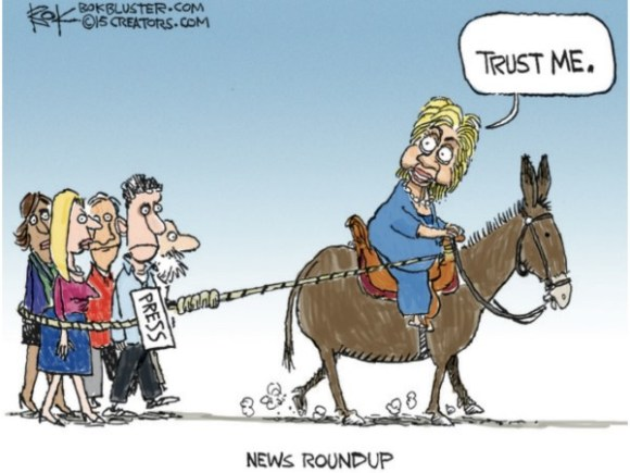 Clinton news roundup