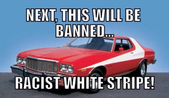 Racist White Stripe copy