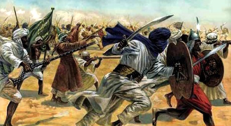 The Muslim conquest of Spain