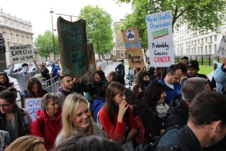 March Against Monsanto London 12