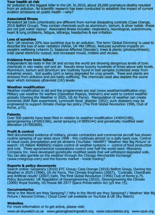 chemtrails flyer 3