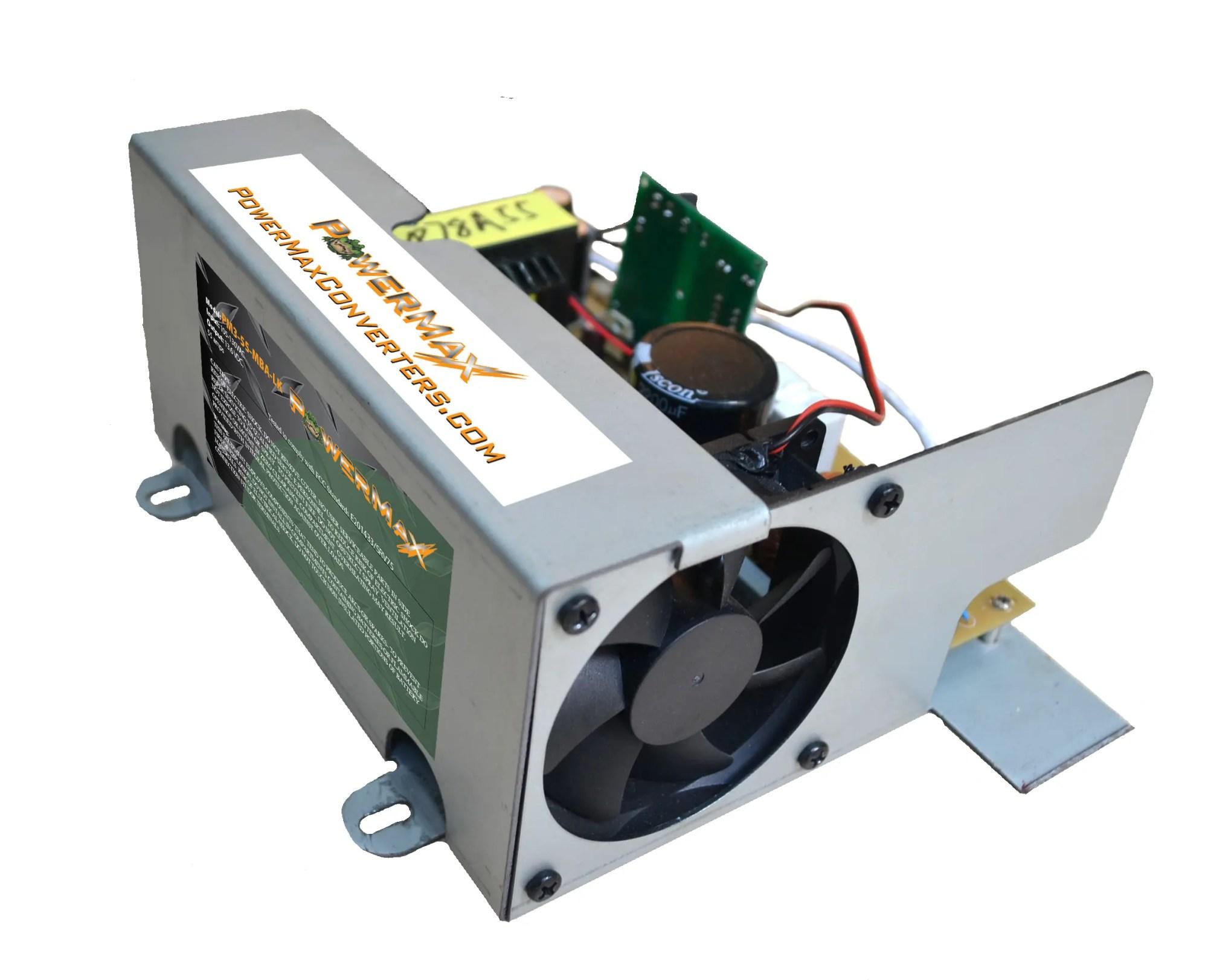 hight resolution of pm3 converter