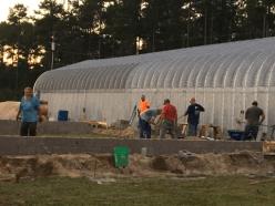 Parsonage Construction