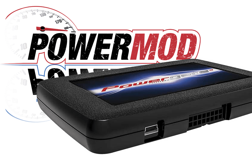 powermod powergate chiptuning zuhause
