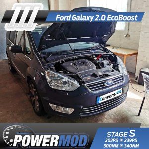 ford galaxy upgrade 2.0 ecoboost