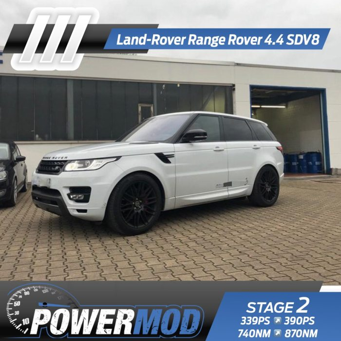 land rover range rover chiptuning