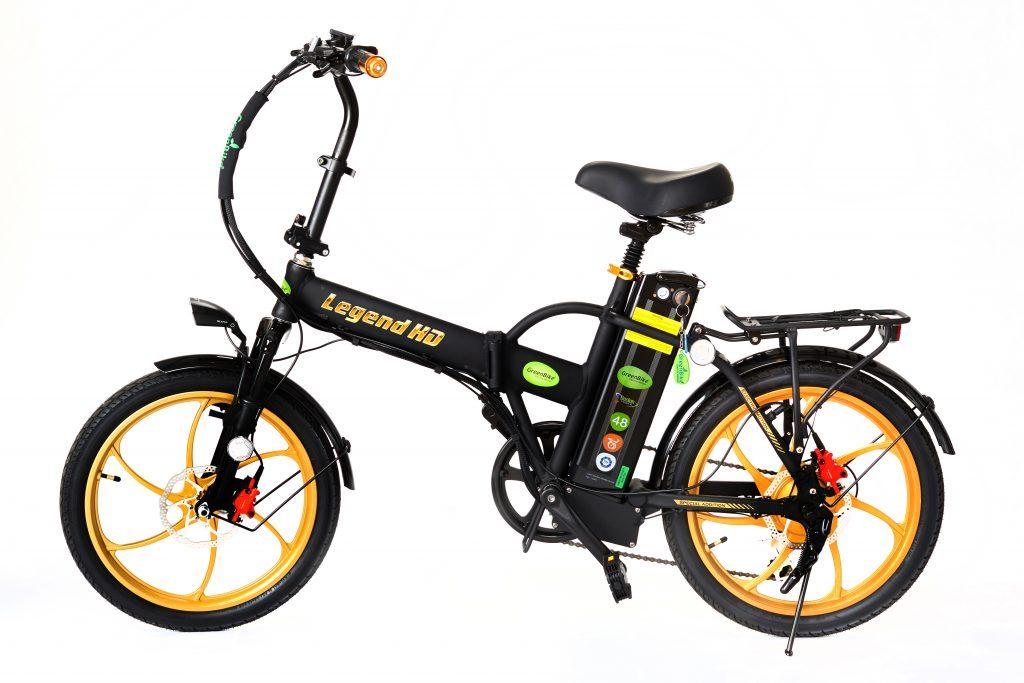 legend hd by greenbike
