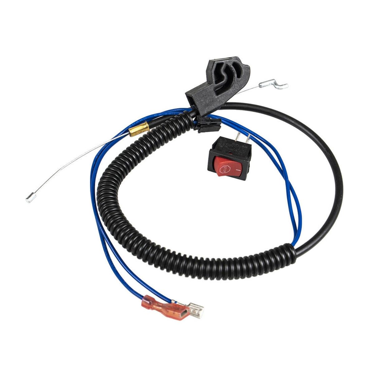 Husqvarna Harness Wire ES. 21FGD. Push But 580805901