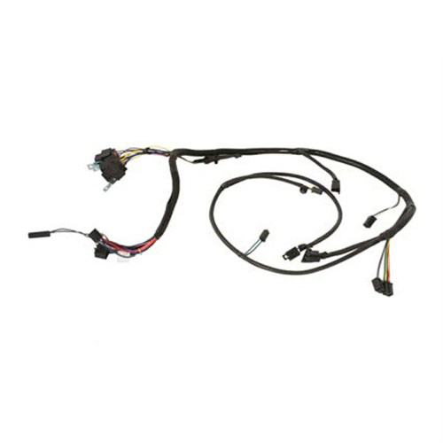 dixie chopper wiring harness
