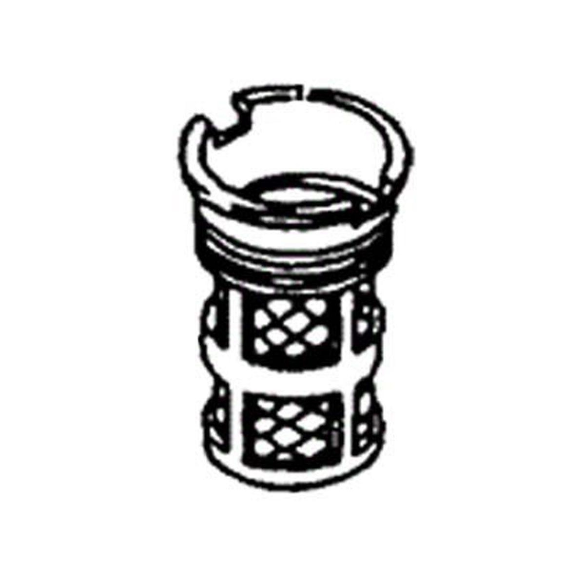 Kawasaki Filter Fuel