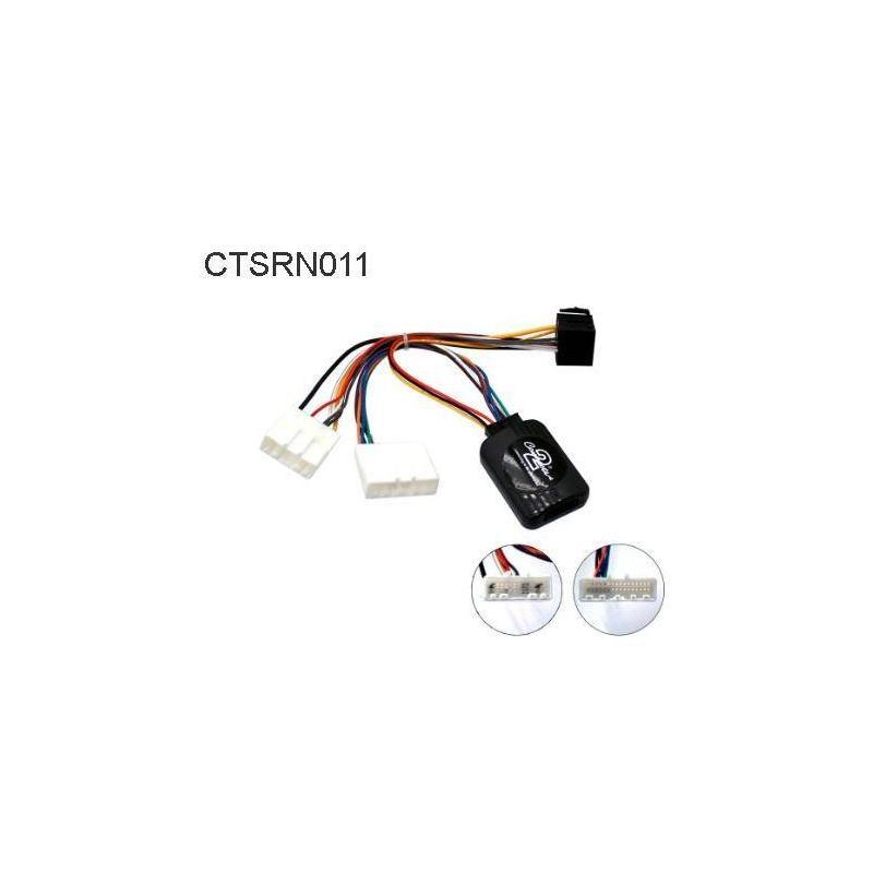 CTSRN011 Interface mandos volante Renault Trafic III, año 2015