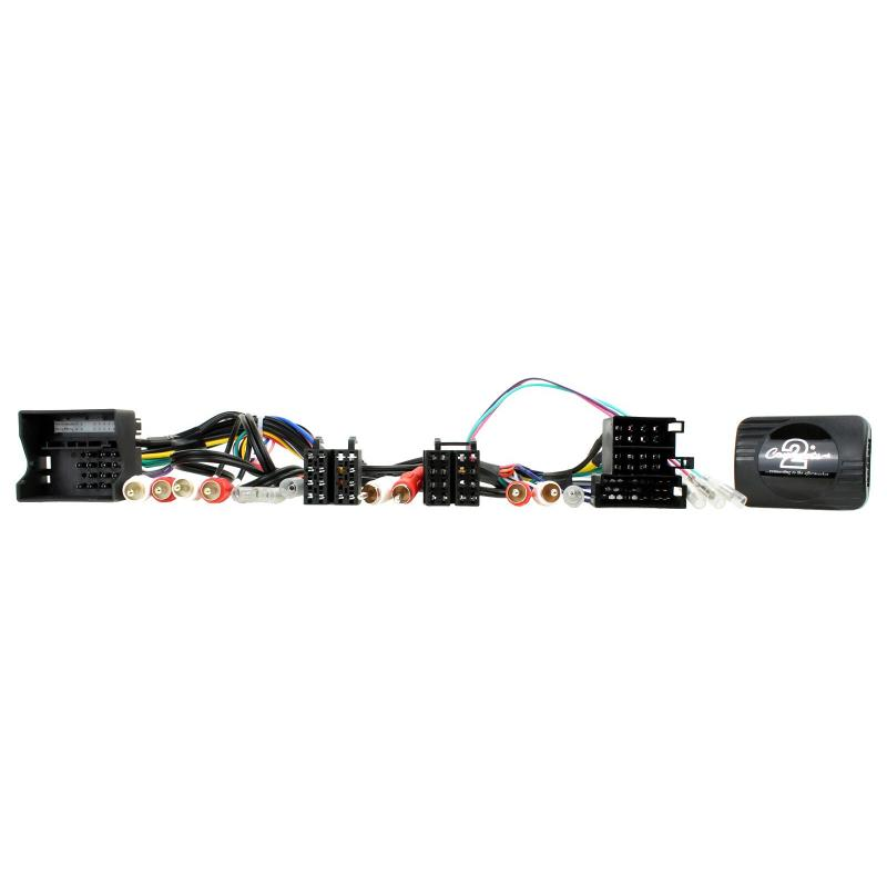 CTSAD00C.2, Interface mandos volante Audi A3, A4, A6, TT