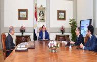 الرئيس السيسى يبحث مع رئيس الوزراء ووزير الكهرباء تنفيذ مشروع SKY POWER لبناء 600 ميجا من الطاقة الشمسية غرب المنيا
