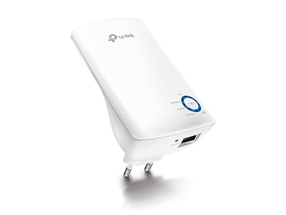 TP-Link N300 TL-WA850RE – Repetidor extensor de red WiFi