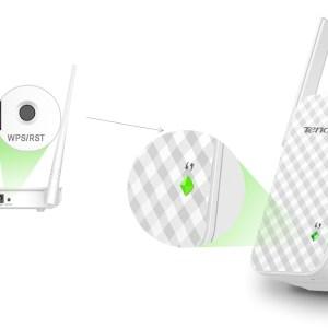 Repetidor WiFi Tenda A9 – hasta 300Mbps Range Extender