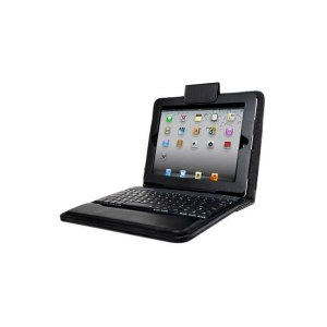 FUNDA APPROX IPAD 2-NEW IPAD NEGRA + TECLADO