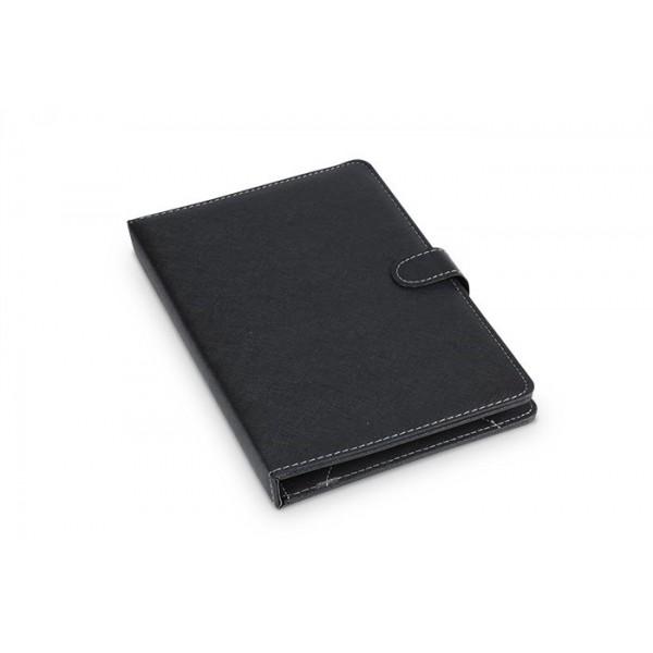 FUNDA TABLET 3GO 10.1″ NEGRO TECLADO USB CSGT27