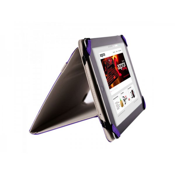 FUNDA TABLET APPROX 10″ MORADO NYLON