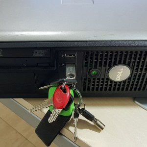 Ordenador de segunda mano Dell Optiplex 745