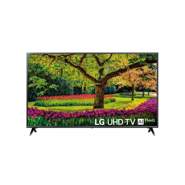 TELEVISION 43″ LG 43UK6300PLB 4K HDR SMART THINQ TDT2 USB