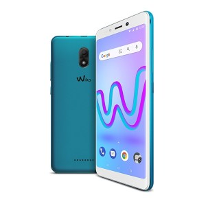 TELEFONO MOVIL WIKO JERRY 3 TURQUESA 5.45″-QC1.3-16G-1GB
