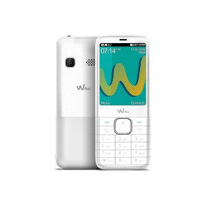 TELEFONO MOVIL WIKO RIFF3 PLUS BLANCO 2.4″