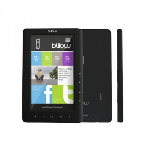 E-BOOK BILLOW COLOR BOOK 7″ 4GB TFT BLACK