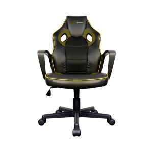 SILLA GAMER MARS GAMING MGC0BY NEGRA-AMARILLA