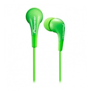 AURICULAR PIONEER BOTON VERDE SECL502G