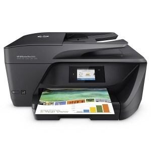MULTIFUNCION HP OFFICEJET PRO 6960 COLOR V2 T0F32A