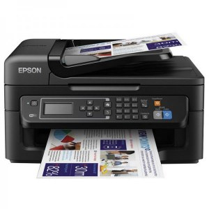 MULTIFUNCION EPSON WORKFORCE WF-2630WF WIFI FAX C11CE36402