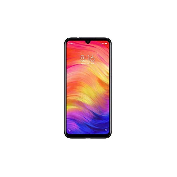 TELEFONO MOVIL XIAOMI REDMI NOTE 7 NEGRO MZB7578EU