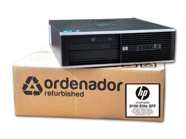 HP 8300 Elite SFF i3 3320 OCASION Powerocasion