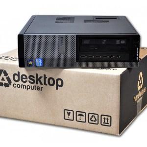 Ordenador Dell 7010 i5 3470 8GB DDR3 Ocasion