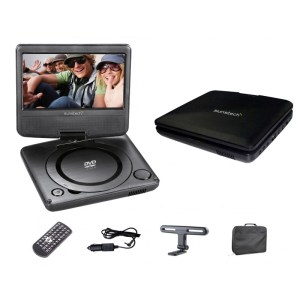 DVD REPRODUCTOR PORTATIL SUNSTECH DLPM728