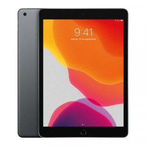 TABLET APPLE IPAD 10.2 2019 WIFI 32GB GRIS ESPACIAL